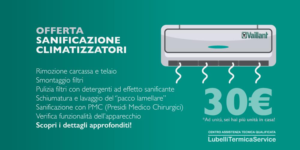 Scopriamo l'offerta sanificazione dei condizionatori, con manutenzione, se in casa hai più di una unità da sanificare